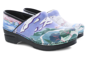 Dansko-Twin-Pro-Color-by-Number-Clog-Women-039-s-sizes-36-42-6-12-NEW