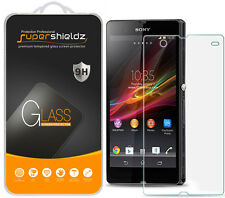 Supershieldz Ballistic [Tempered Glass] Screen Protector Saver For Sony Xperia Z