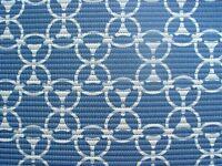 Bodenmatte Badematte Weichschaumbelag Universalmatte Amera Blau