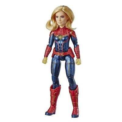 Marvel Captain Marvel Photon Power FX Captain Marvel Electronic Super Hero Doll