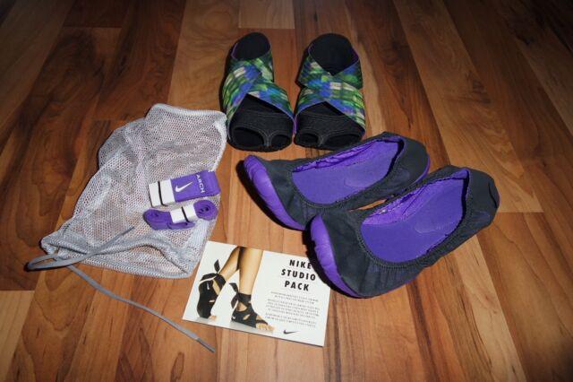 bd5e149c0fb NEW Nike Studio Wrap Pack 2 Print Women s Shoes Hyper Grape 646696 501 SZ  8.5
