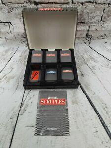 Una-cuestion-de-escrupulos-Juego-De-Mesa-Vintage-1986-MB-Games-usado-en-muy-buena-condicion