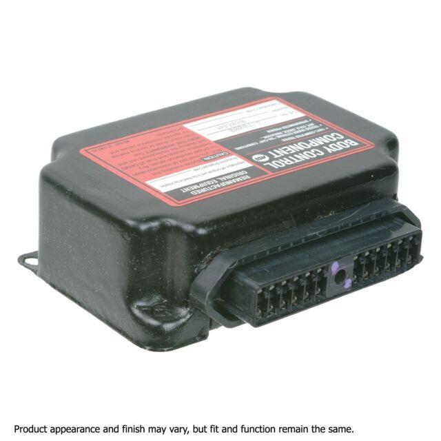 Relay Control Module Cardone Industries 73