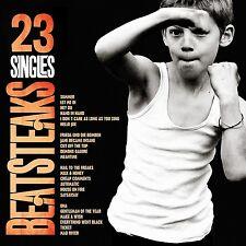 BEATSTEAKS - 23 SINGLES 2 VINYL LP NEU