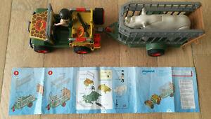 voiture Playmobil 4832 ref 16