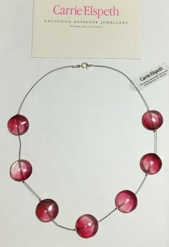 Carrie Elspeth Ciruela Nimbus Aretes Pulsera Collar EH738//B738//N738