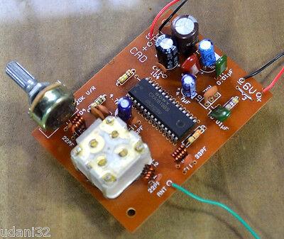 propjects kits collection on ebay!diy fm radio circuit 88 108mhz pcb parts kit suite cxa1019 inbuilt amplifier