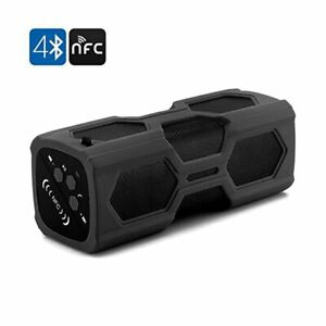 Portable Wireless Bluetooth 4.2 FM Stereo Speaker Ultra Bass Subwoofer Sound NFC