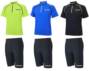 airtracks-FUNCIONES-laufset-Pantalones-Running-tght-corto-Pro-Air-Camiseta