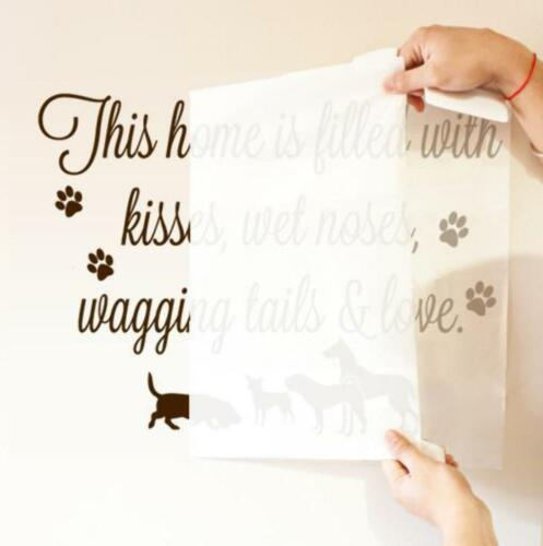 Welcome to Our Forever Home Wall Sticker Wall Chick Decal Art Sticker Quote