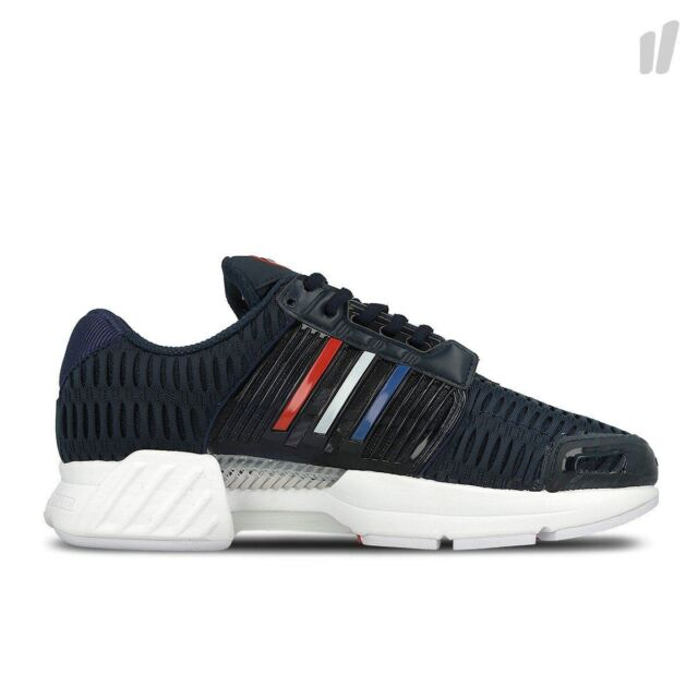 adidas ORIGINALS CLIMA COOL TRAINERS RETRO MEN S NAVY RUNNING SHOES SNEAKERS d5aa48504a2f