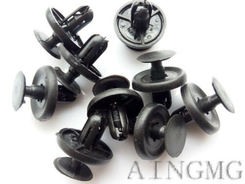 30x Under Cover Fastener Clips For Lexus IS250 IS350 LS430 LS460 GS300 7mm Hole