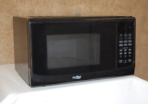 Details About High Pointe Black 1 0 Cu Ft 900 Watt Built In Rv Microwave Em925aww