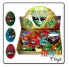 Alien Egg Pod with Twin Babies in Slime Jelly - Fun Childrens Toy Gift FREE P&P