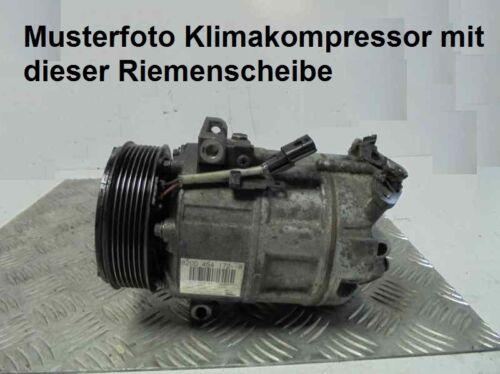 Klimakompressor Magnetkupplung RENAULT ESPACE IV LATITUDE MASTER III dCi 2.0//2.3