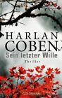 Sein letzter Wille von Harlan Coben (2012, Taschenbuch)