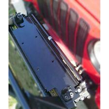 Seilwindenplatte Montageplatte Winch Mounting Plate Jeep Wrangler YJ  TJ 87-06
