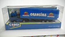 Corgi  #91300 Volvo Truck - 'ORANGINA' - MIB - 1991