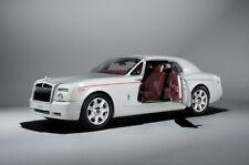 Rolls Royce Phantom Coupe english white 1:18 Kyosho 08861EW