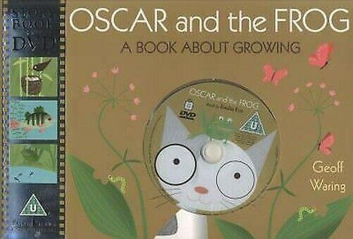 Oscar und der Frosch von Waring, Geoff