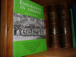 Emigrants-In-Chains-Genealogy-Book