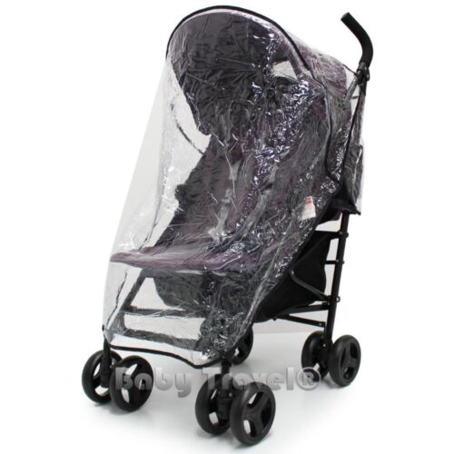 Universal Raincover For Chicco Snappy Buggy Stroller Baby Top Quality NEW