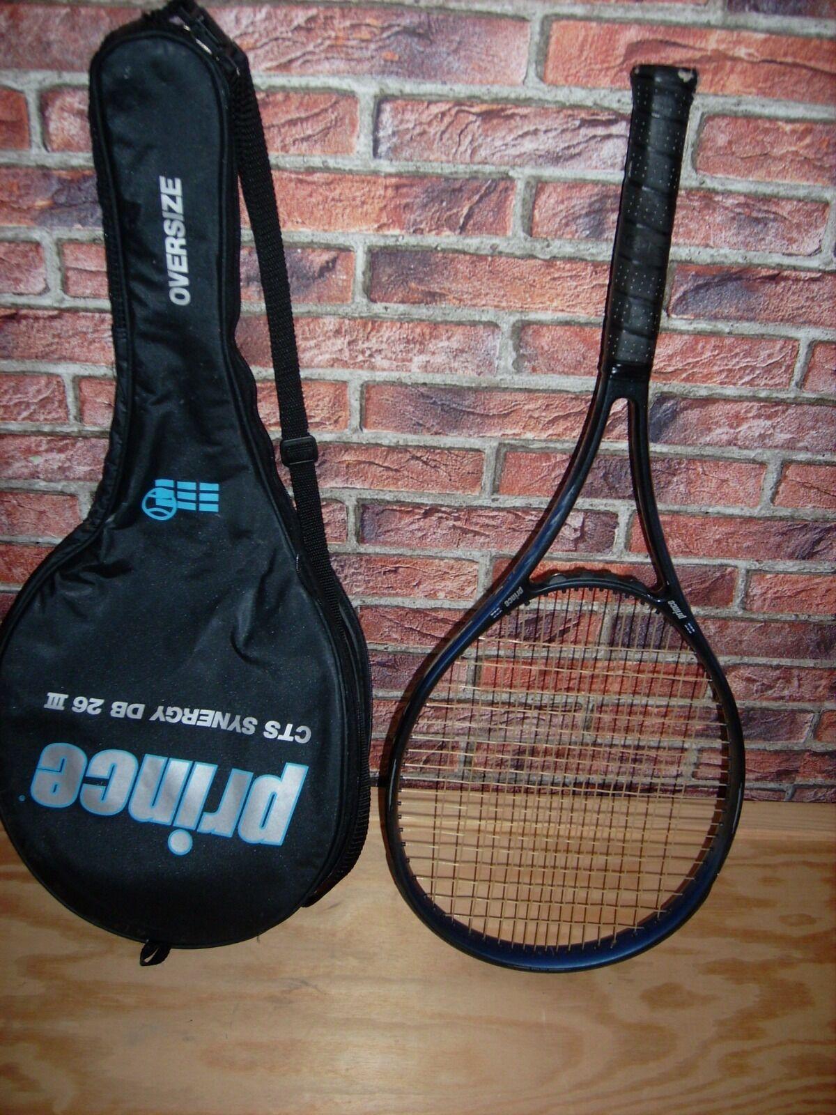 Tennisschläger Prince CTS SYNERGY 28 28 28 MID PLUS 4169f6