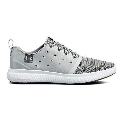 new arrival b91bc ea189 Under Armour Men's UA Charged 24/7 Low Running Shoes 8 D(m) US Overcast Grey