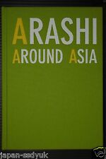 "JAPAN Arashi Photo Book ""Arashi Around Asia"""
