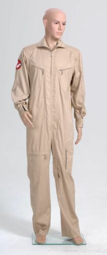 Ghostbusters Team Uniform Jumpsuit Costume Cosplay!free shipping