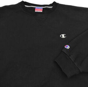 871af12d Image is loading Vintage-Champion-Sweater-XL-Mens-Long-Sleeve-Crewneck-