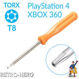Playstation-4-Schraubenzieher-Torx-T8-Gehaeuse-Schraubendreher-T8H-Werkzeug-PS4