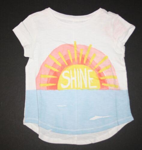NEW Gymboree Girls Sunny Shine Tee Top NWT 5 6 7 8 10 12 14 NWT Sunwashed Days