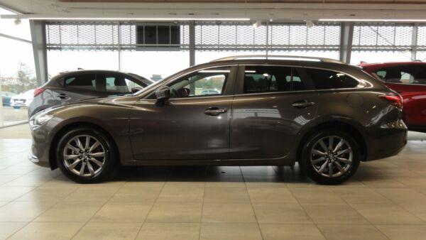 Mazda 6 2,5 Sky-G 194 Premium stc. aut. - billede 2