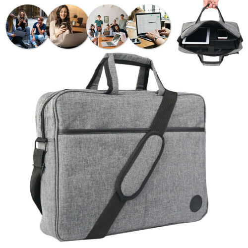 15 inch Portable Laptop Shoulder Bag Pro Cover Case Computer Notebook PC TOP US