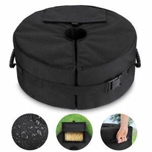Outdoor-Garden-Patio-18-034-Round-Base-Weight-Stand-Bag-Beach-Sun-Umbrella-Holder