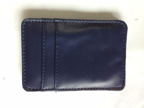 Magic Wallet Credit Card Id Money Clip Organizer Slim Card Holder Unisex
