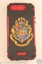 New Licensed Harry Potter Hogwarts Crest Protective Hardshell iPhone 5 Case