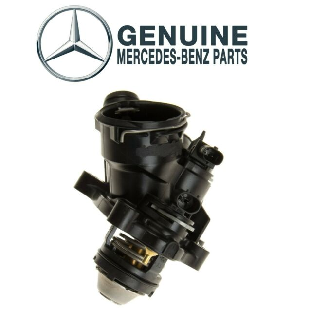 Mercedes-Benz 271 200 03 15 Engine Coolant Thermostat Housing