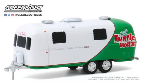 A.S.S NEU GreenLight 1//64 Airstream Double-Axle Land Yacht Safari Turtle-Wax
