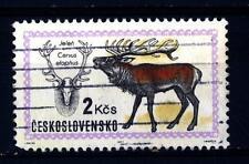 CZECHOSLOVAKIA - CECOSLOVACCHIA - 1971 - World Exhibition hunting. Budapest