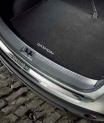Nissan Genuine Textile Luggage Cargo Boot Trunk Mat Liner Tailored KE840JD181