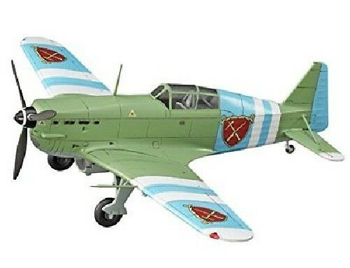 Hasegawa 1 72 Exe Morane (Morane-Saulnier Ms406es) Kit Modello New da Giappone