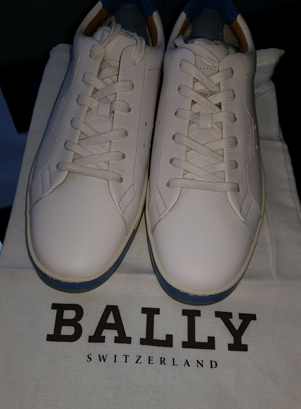 Authentic & genuine brand new in box Bally Sneakers size 39.5 RRP-$695