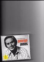 George Jones, 3 Cd Set the Essential Sealed