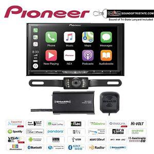 LICENSE REAR VIEW //REVERSE //BACK UP CAMERA FOR PIONEER AVH-4200NEX AVH4200NEX