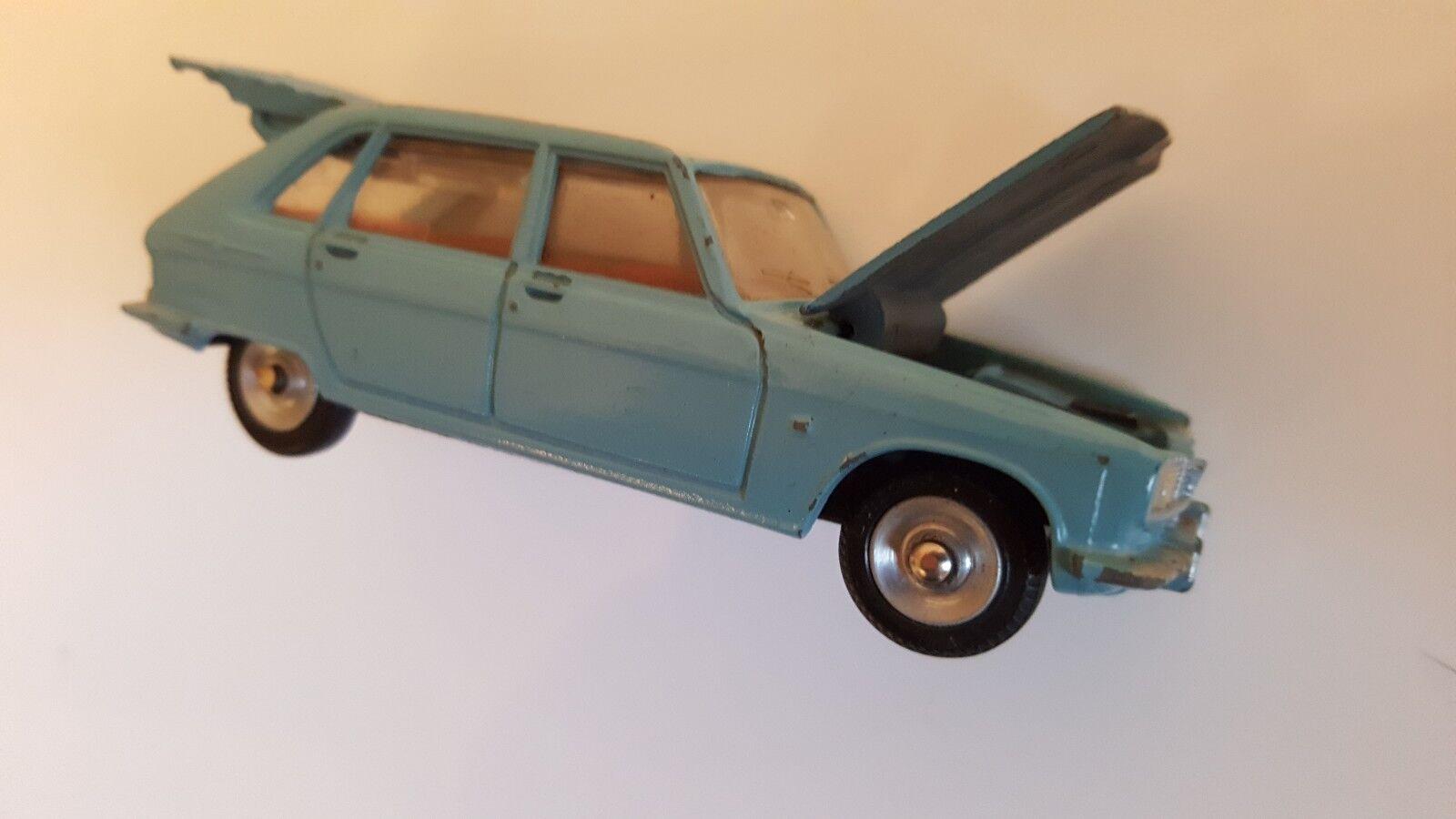 Dinky Toys - 537 -  Renault 16 (Bleu clair) N Mint  produit de qualité