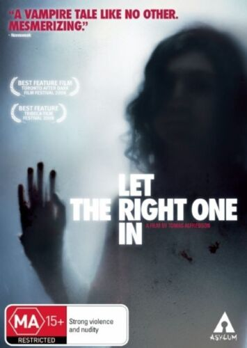 1 of 1 - Let The Right One In (DVD, 2009)-FREE POSTAGE