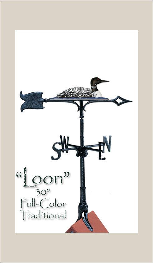 blancohall Loon 30  Techo Color Veleta & Montaje de rojoucción de precios se envía gratis