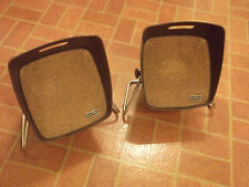 VINTAGE ALTEC 829A PATIO/OUTDOOR SPEAKERS MATCHED PAIR ALTEC 755